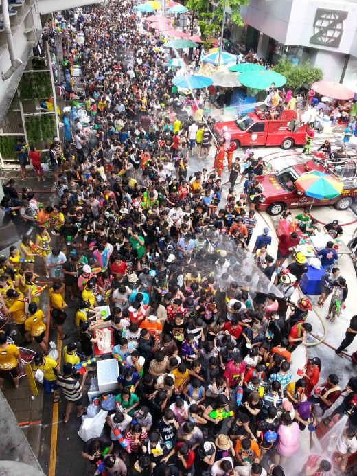 #17 - Songkran 2013, Thai New Year in Bangkok