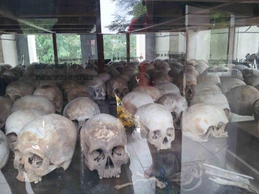 #21 - S21 & The Killing Fields - Phnom Penh, Cambodia (Part 2)