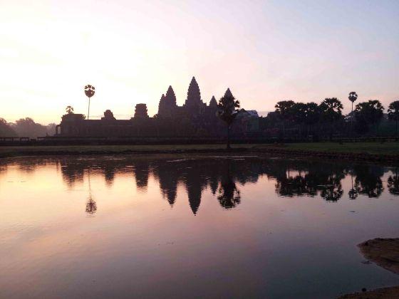 #22 - Angkor - Siem Reap, Cambodia