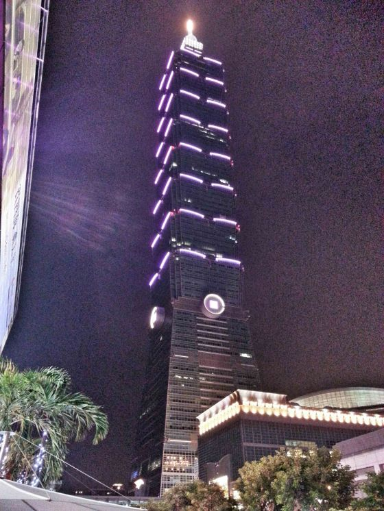 #27 - 101 - Taipei (台北), Taiwan (台灣)